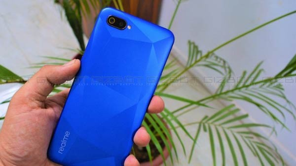 Realme C2 Receives Digital Wellbeing Via And More New Update