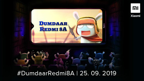 Redmi 8A India Launch Date Set For September 25