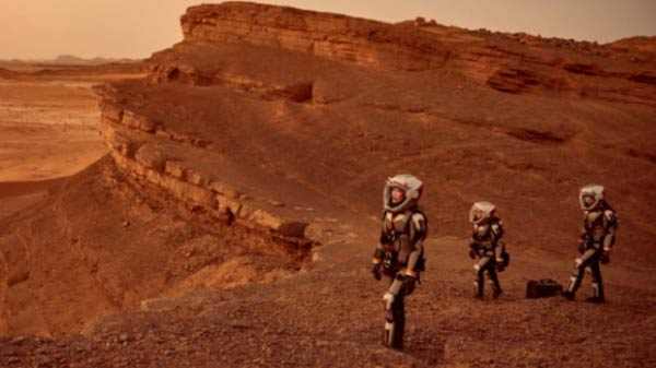 Growing Food On Mars Difficult Than 'The Martian' Made It Look