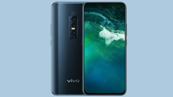 Vivo V17 Pro Launched in India With Dual Pop-Up Selfie Cameras