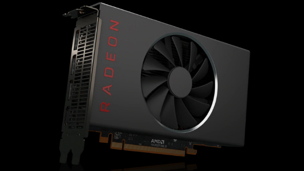AMD Radeon RX 5500 GPU Based On 7nm Process Announced