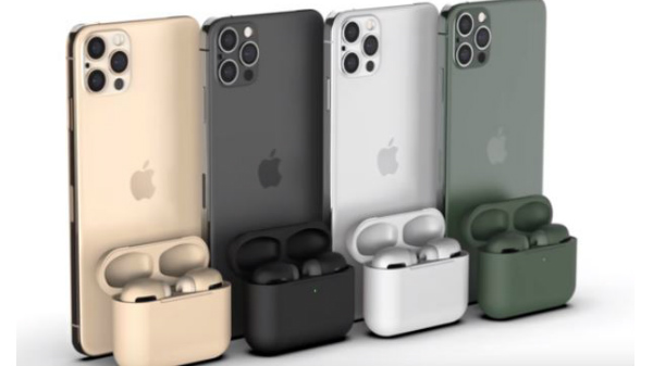 Apple AirPods Pro To Come In Four Colors To Compliment iPhone 11 Pro