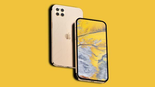 Apple iPhone 12 Pro Concept Hints At Quad Rear Cameras