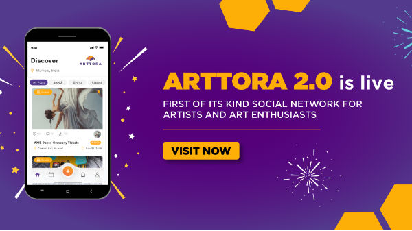 Arttora Social Networking Platform For Artists Launched In India
