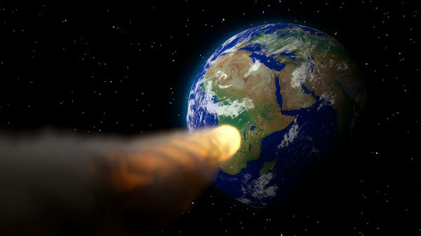Asteroid As Massive As Sears Tower Flew By Earth