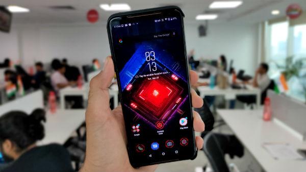 Asus ROG Phone II FOTA Update Adds Several New Features