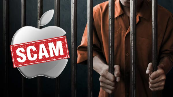 Chinese Student Imprisoned For 3 Years After $1 Million Apple Scam