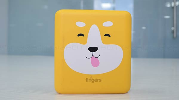 Fingers 10,000 mAh Power Bank Review