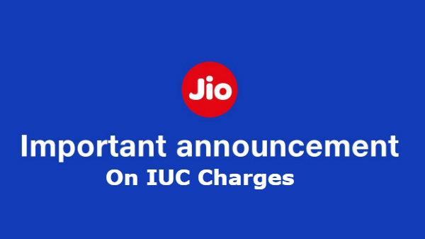 Good News For Jio Users Regarding IUC Charges