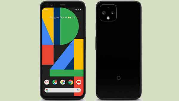 Google Pixel 4 Retail Box Leaks Revealing Rear Design