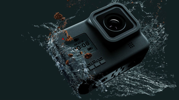 GoPro Hero 8 Black, GoPro MAX Launched With HyperLapse 2.0