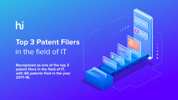 Hike Becomes One Of The Top Three Patent Filers In India