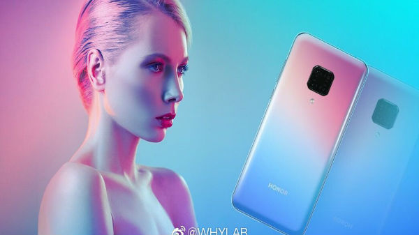 Honor V30 Series Leaked Renders Reveal Gradient Design, Mate 20 Pro-Like Cameras