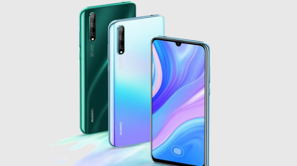 Huawei Enjoy 10s With SD 710F, 48MP Triple-Rear Cameras Goes Official