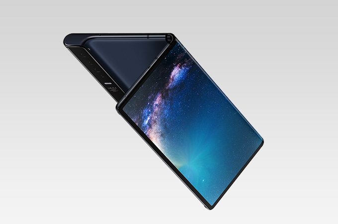 Huawei Mate Xs Foldable Phone To Launch In 2020