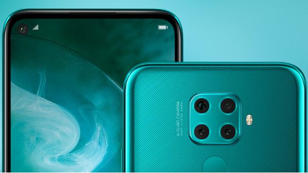 Huawei Nova 5z Goes Official With Quad-Camera Setup