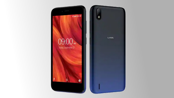 Lava Z41, Android Go Smartphone Launched In India For Rs. 3,899