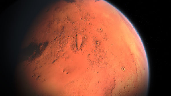 Mars Could Have Once Held Water