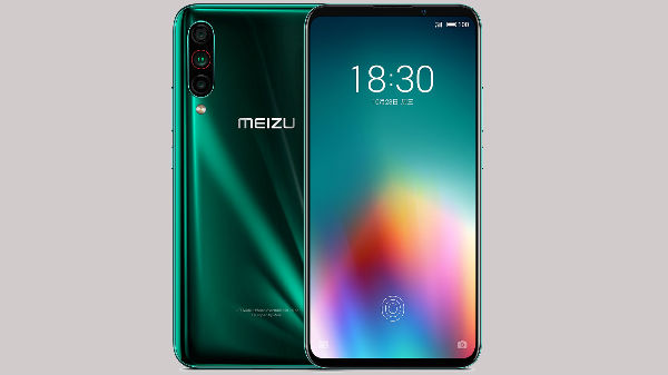 Meizu 16T With SD 855 SoC, 4,500mAh Battery Officially Announced