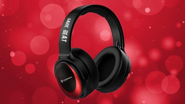 MevoFit Dark Beat Bluetooth Headphones Launched In India