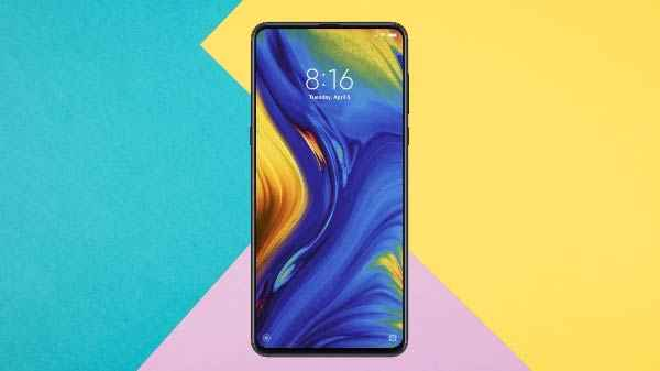 Mi Mix 4 Expected To Launch Sooner In 2019