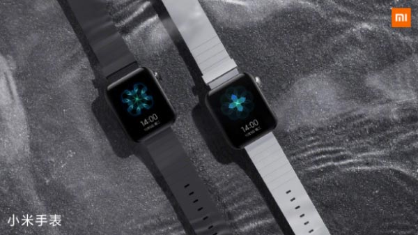 Xiaomi Mi Watch Black And Silver Colors Teased Ahead Of The Launch