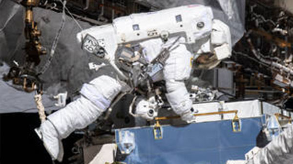 NASA First All-Women Team