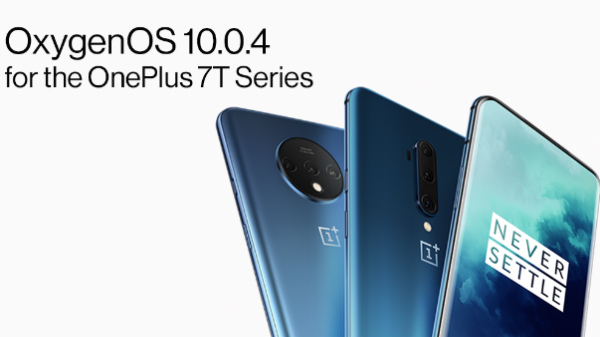 OnePlus 7T, 7T Pro Receive OxygenOS 10.0.4 Update In India