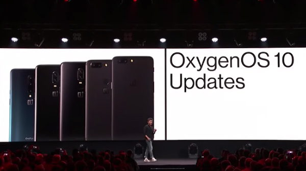 OxygenOS 10 Roadmap Revealed