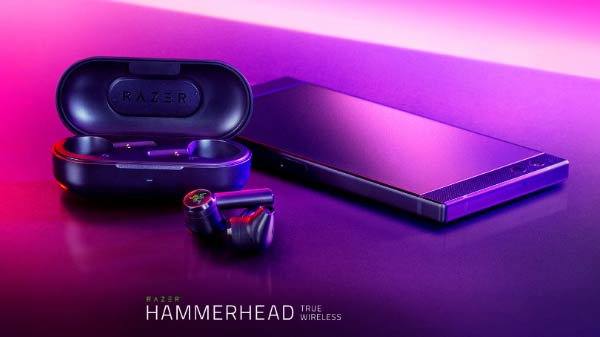 Razer Launches Hammerhead Wireless Earbuds, Junglecat Controller
