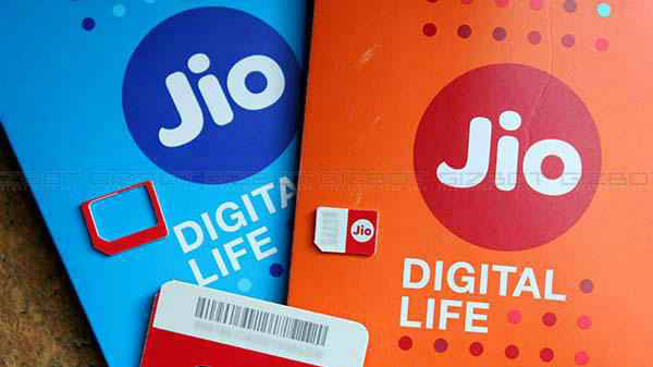Reliance Jio Rs. 19, Rs. 52 Sachet Packs Removed