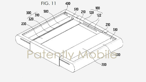 Samsung Files New Patent: Report