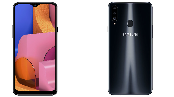 Samsung Galaxy A20s Launched: Price, Specifications And Features