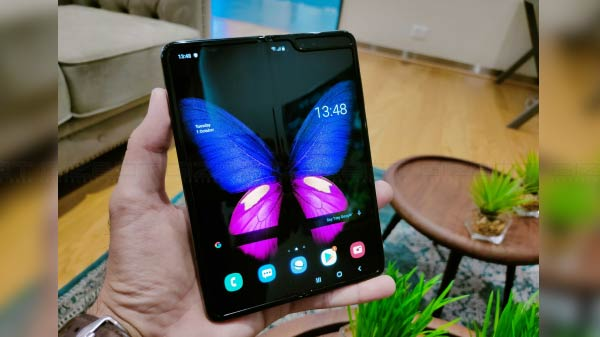 Samsung Galaxy Fold Sold Out