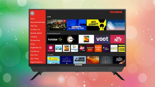Telefunken Launches Two New 32-Inch HD LED And Smart LED TV In India