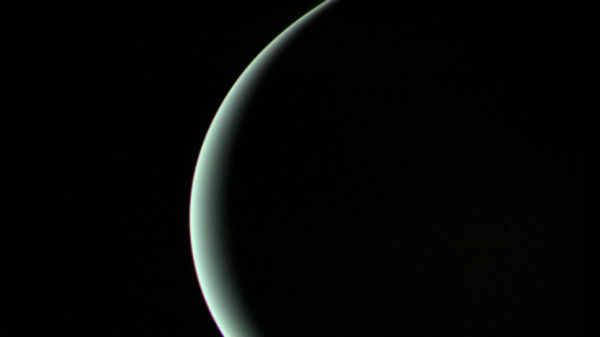 Uranus Shines Its Brightest Today