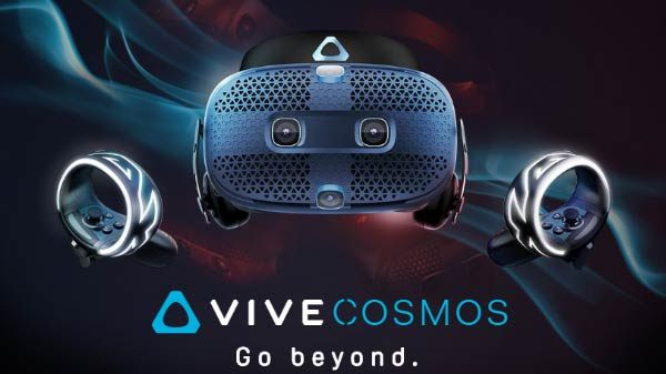 HTC Vive Cosmos With 6DoF, New UI Launched In India At Rs. 98,999
