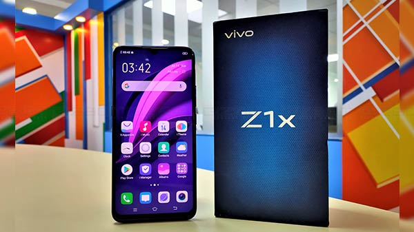 Vivo Z1x 8GB RAM Variant Officially Launched In India