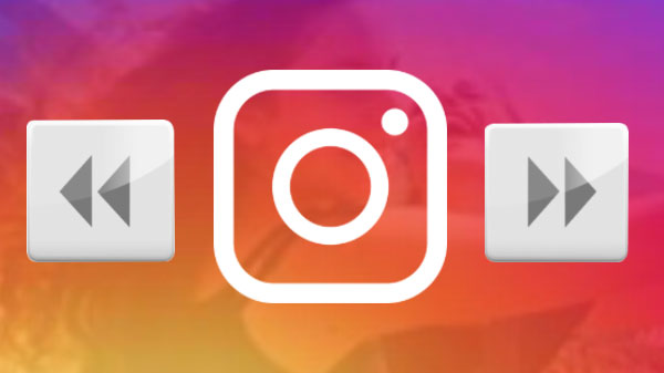 How To Fast Forward/Rewind Instagram Live Stories Videos