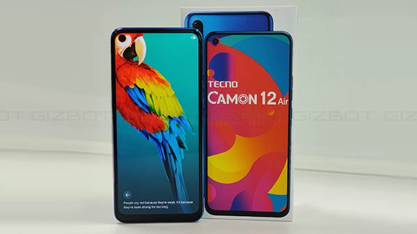 Tecno Camon 12 Air First Impressions: The Good, The Bad, And The X Factor