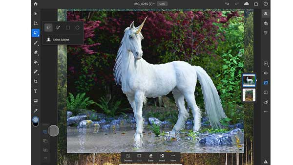 Adobe Bringing New Features To Photoshop For iPad Soon
