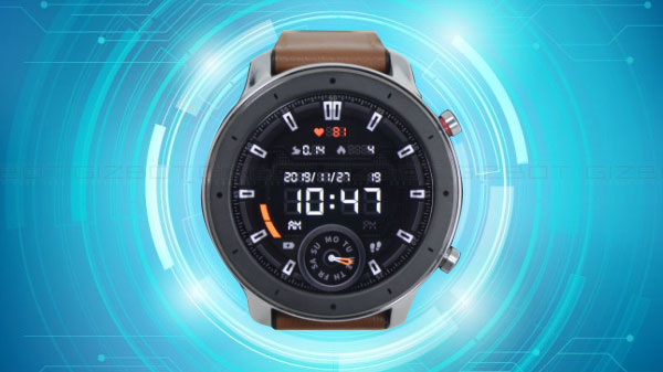 Huami Amazfit GTR 47.2mm Review: An Elegant Smartwatch