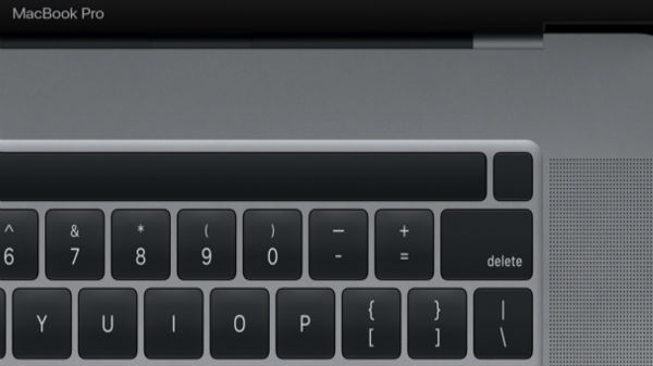 Apple MacBook Pro Leaked Image Reveals New Touch ID Layout