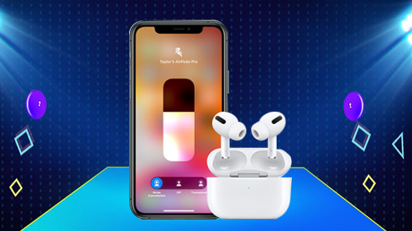 Apple Starts Rolling Out First Firmware Update For AirPods Pro