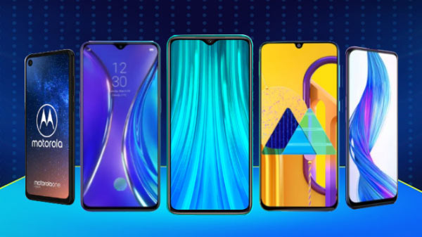 Buying Guide: These Budget Smartphones Are Available Under Rs. 20,000 In November 2019