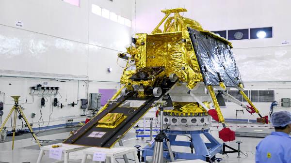 Chandrayaan-2 Vikram Lander Crash Landed