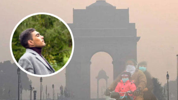Delhi Residents Can Now Pay Rs. 299 For Fresh Air As AQI Deteriorates