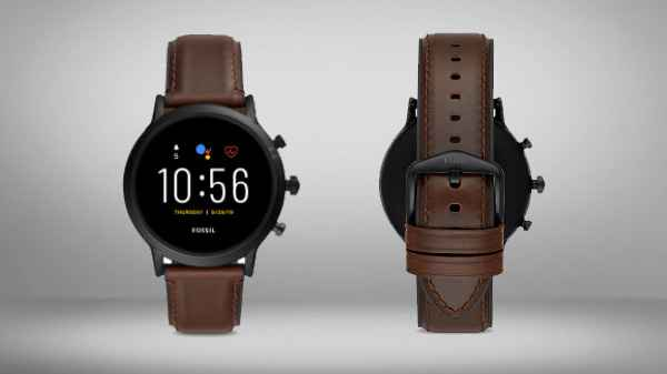Fossil Gen 5 Wear OS Smartwatches Launched In India