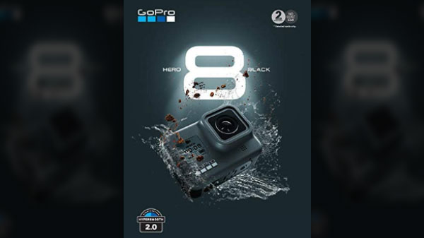 GoPro Hero 8 Black Goes On Sale For Rs. 36,499 In India