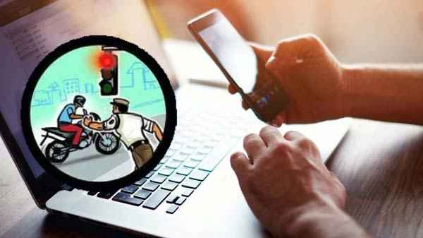 How To Check For Traffic Violations And Pay Fine Online